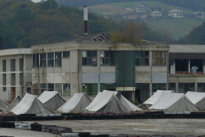 Velika Kladuša, la città del miracolo economico bosniaco trasfigurata dalla guerra e dalle migrazioni