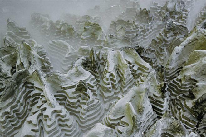 Analisi e rappresentazione del paesaggio alpino secondo Armin Linke al Milano Montagna Festival