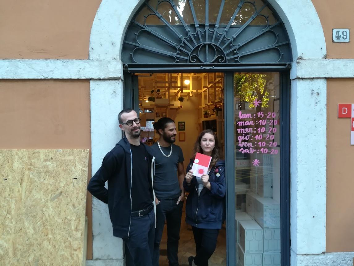 Benvenuti a due punti, la prima libreria indipendente di Trento