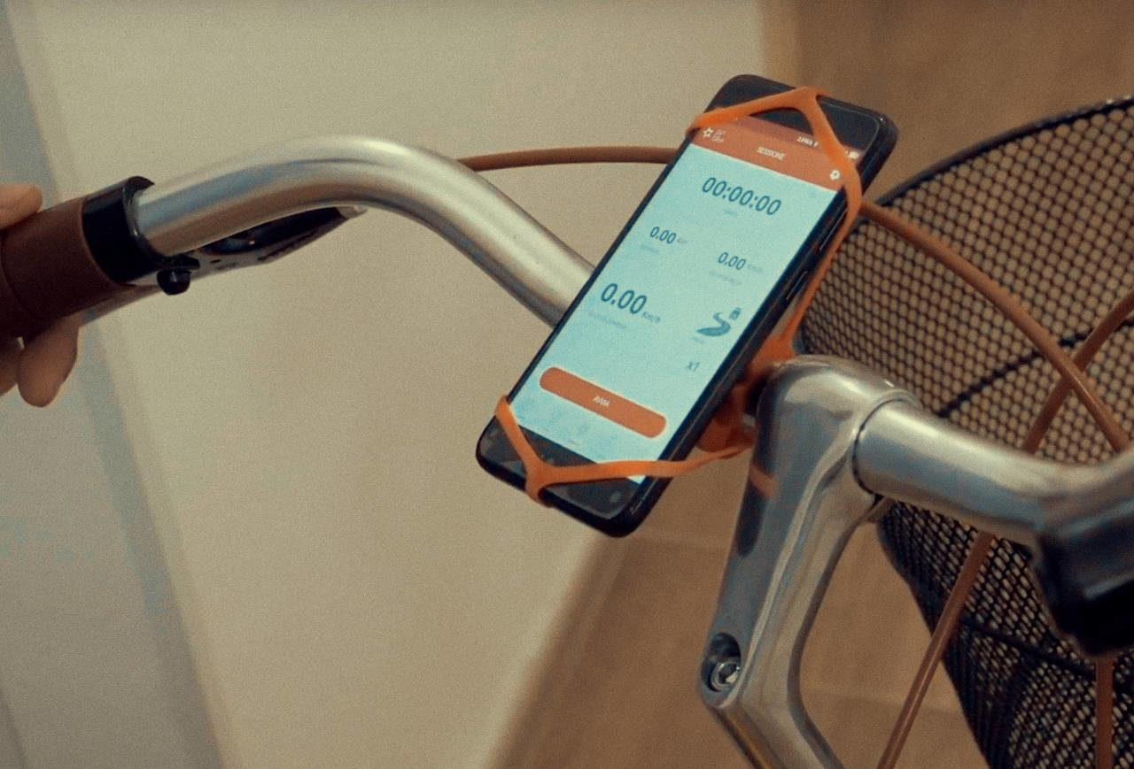 Quest'app ti dà sconti per andare in bici