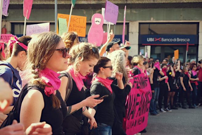 Il mondo non sta andando verso la parità di genere