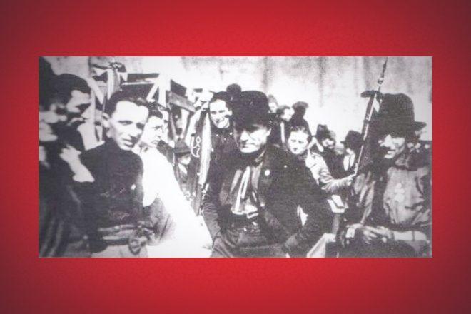San Sepolcro, cent'anni dopo: il fascismo non è mai morto