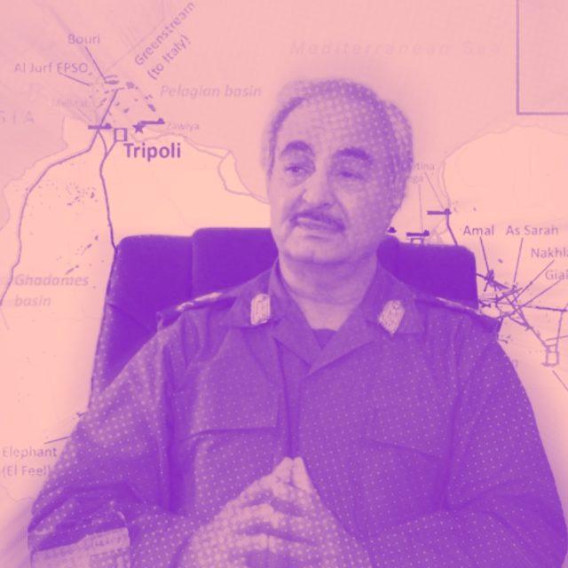 In Libia non è stato un bel 25 aprile