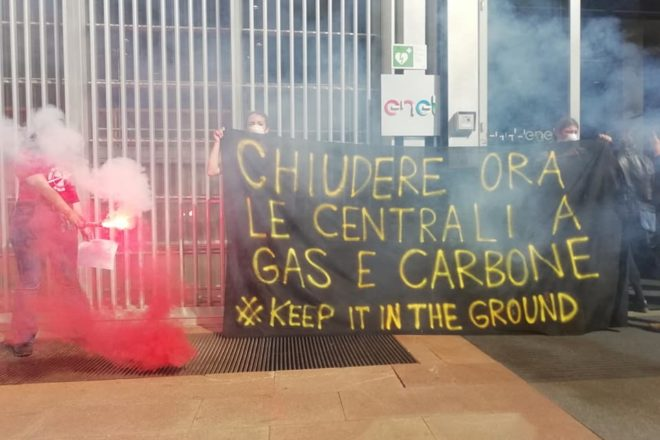 Due giorni di mobilitazione per la giustizia climatica a Milano