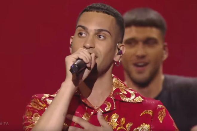 Mahmood non ha vinto l'Eurovision 2019