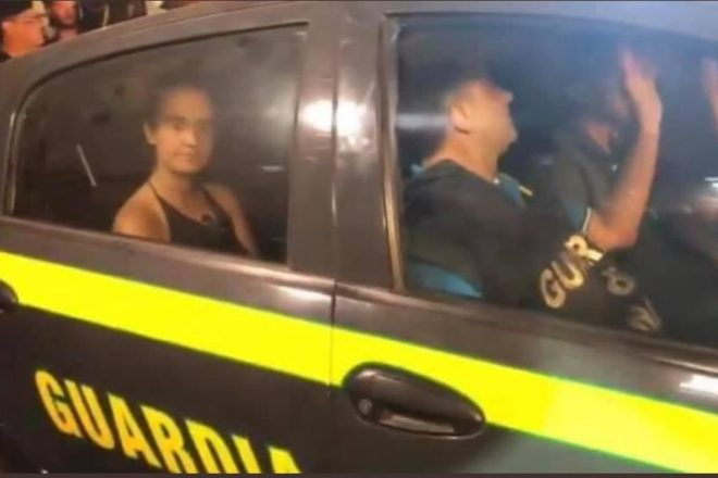 La solidarietà in arresto