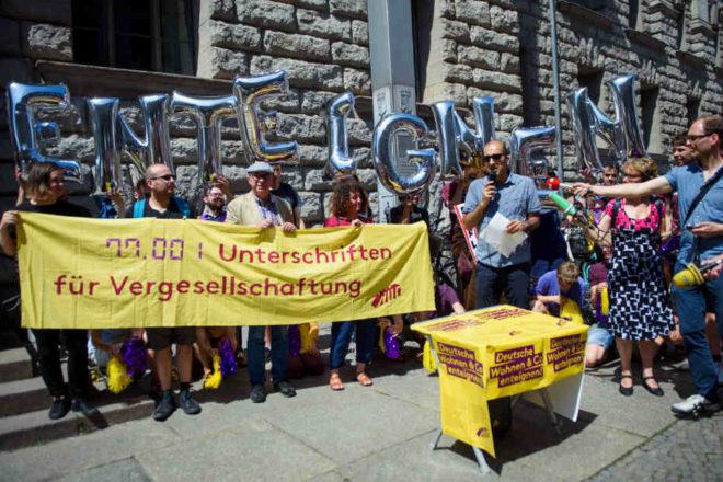 Il modello tedesco che ci piace: ribassi agli affitti o espropri