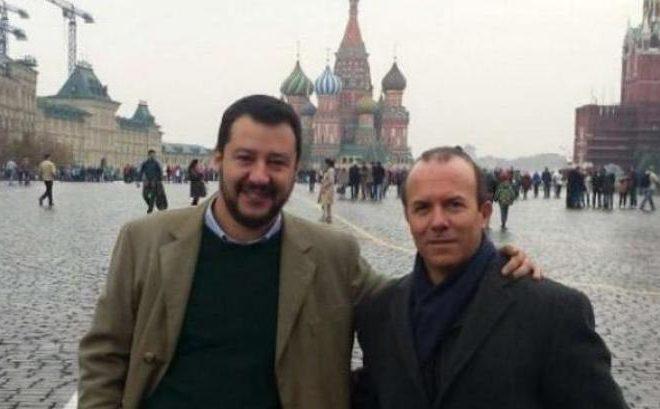Da Salvini a Savoini il passo è breve