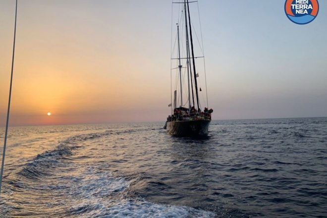 Il ricatto politico di Malta e Italia a Mediterranea