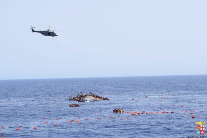 L'ennesima strage nel Mediterraneo sulla coscienza dei governi europei