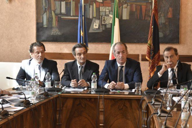 Zaia e Fontana fanno i capricci sull'autonomia regionale