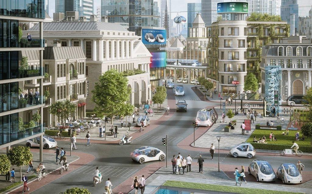Le auto elettriche cambieranno il suono delle città