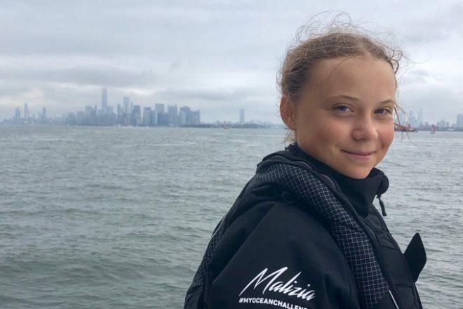 Che sorpresa, un altro maschio di mezza età se l'è presa con Greta Thunberg