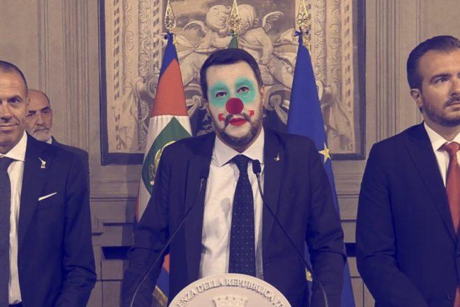 Clown fiesta