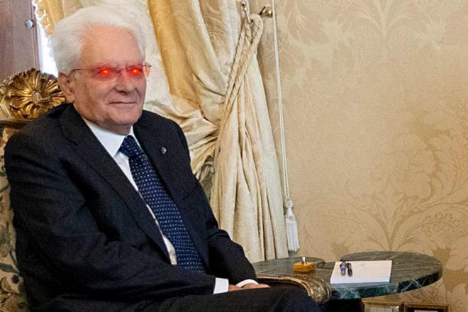 Mattarella annuncia governo Conte 2