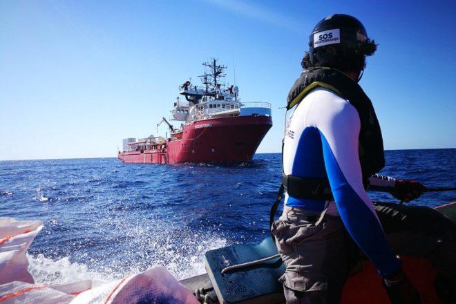 Ancora nessun porto sicuro per la Ocean Viking