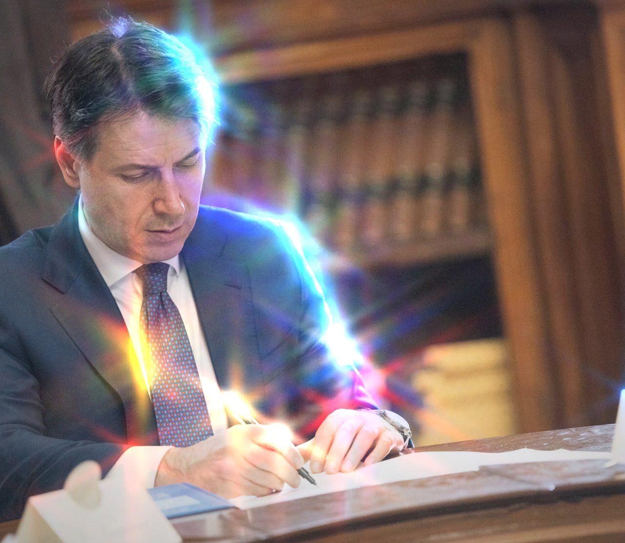 Governo Conte is the new Governo Conte