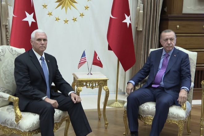L'accordo per il cessate il fuoco mediato dagli Stati Uniti è una resa per i curdi