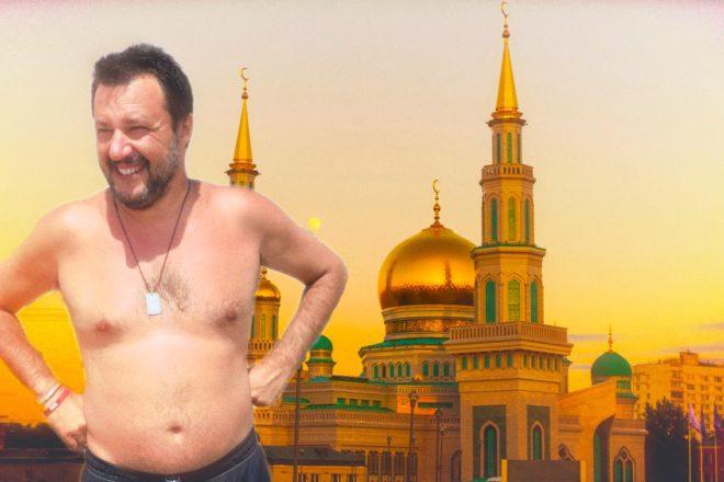 Estremismo religioso, petrolio e Salvini