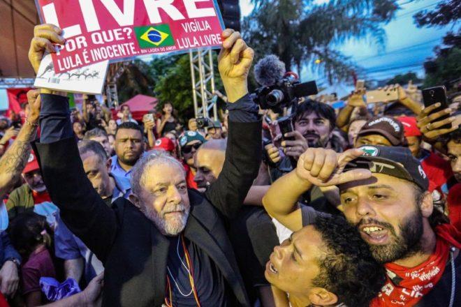 Lula è libero, ma la sua persecuzione politica non è ancora finita