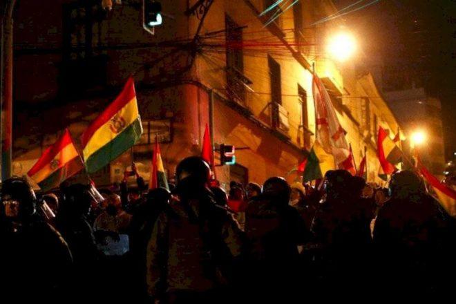 Evo Morales teme un colpo di stato in Bolivia
