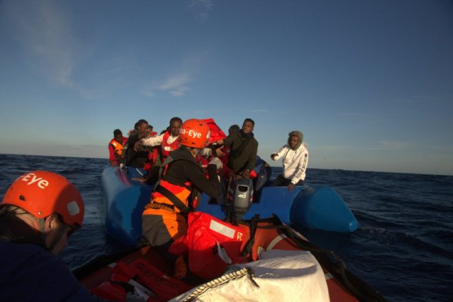 Nel Mediterraneo è emergenza tutti i giorni