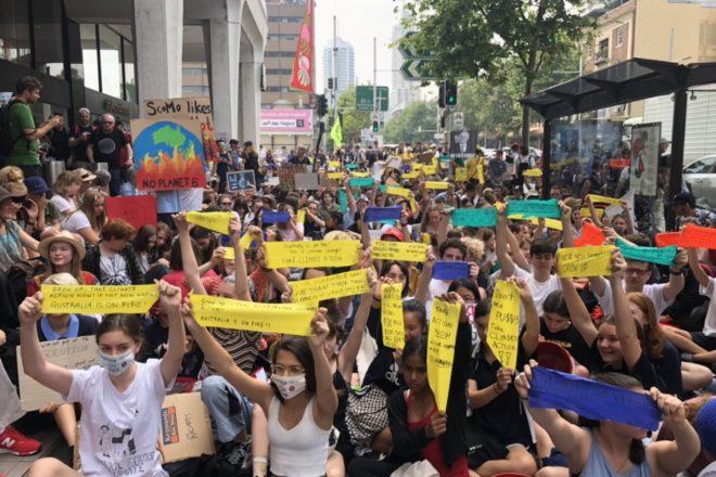 Lo sciopero climatico è molto meglio del Black Friday