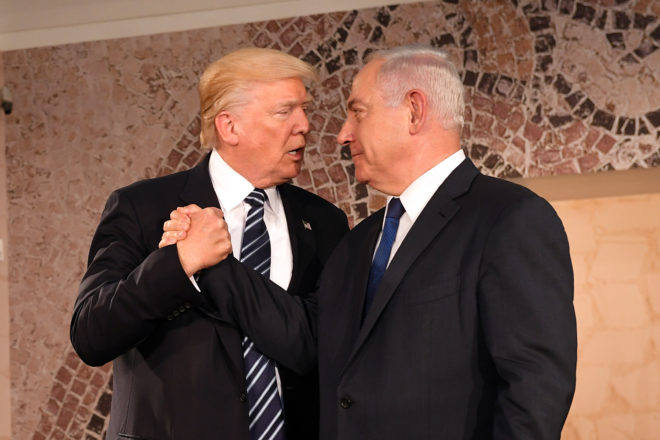 Un nuovo favore di Trump all'estrema destra israeliana