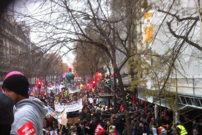 Lo sciopero in Francia non si ferma
