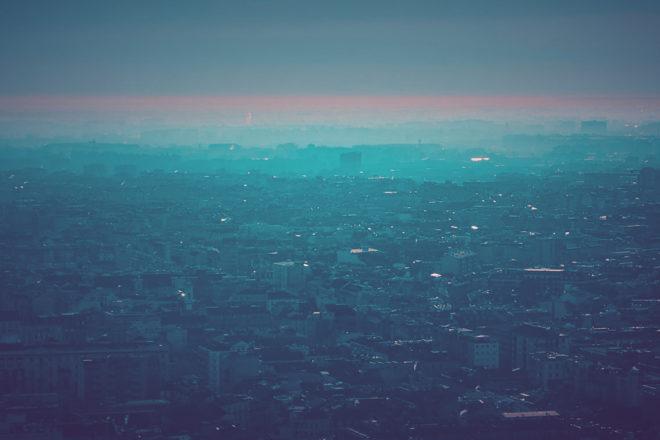 Dieci anni di inquinamento atmosferico in Lombardia