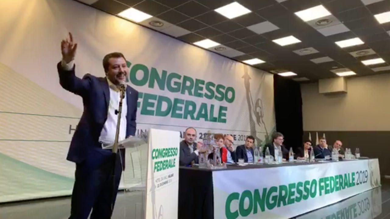 """Che cosa significa la svolta """"nazionale"""" della Lega Nord"""