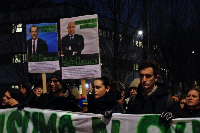 La deforestazione del parco Bassini e la retorica del verde pubblico a Milano