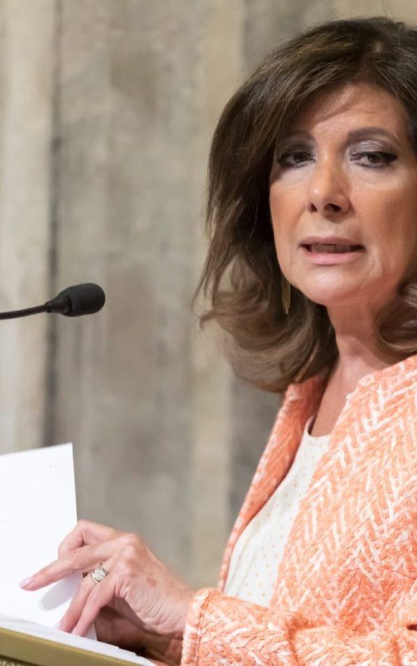 Una presidente del Senato assolutamente imparziale