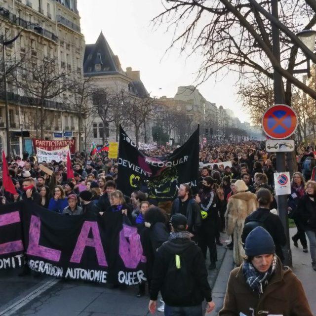 Cosa possiamo imparare dagli scioperi in Francia