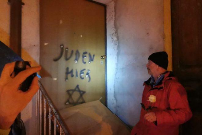 L'ennesimo caso isolato di razzismo antisemita