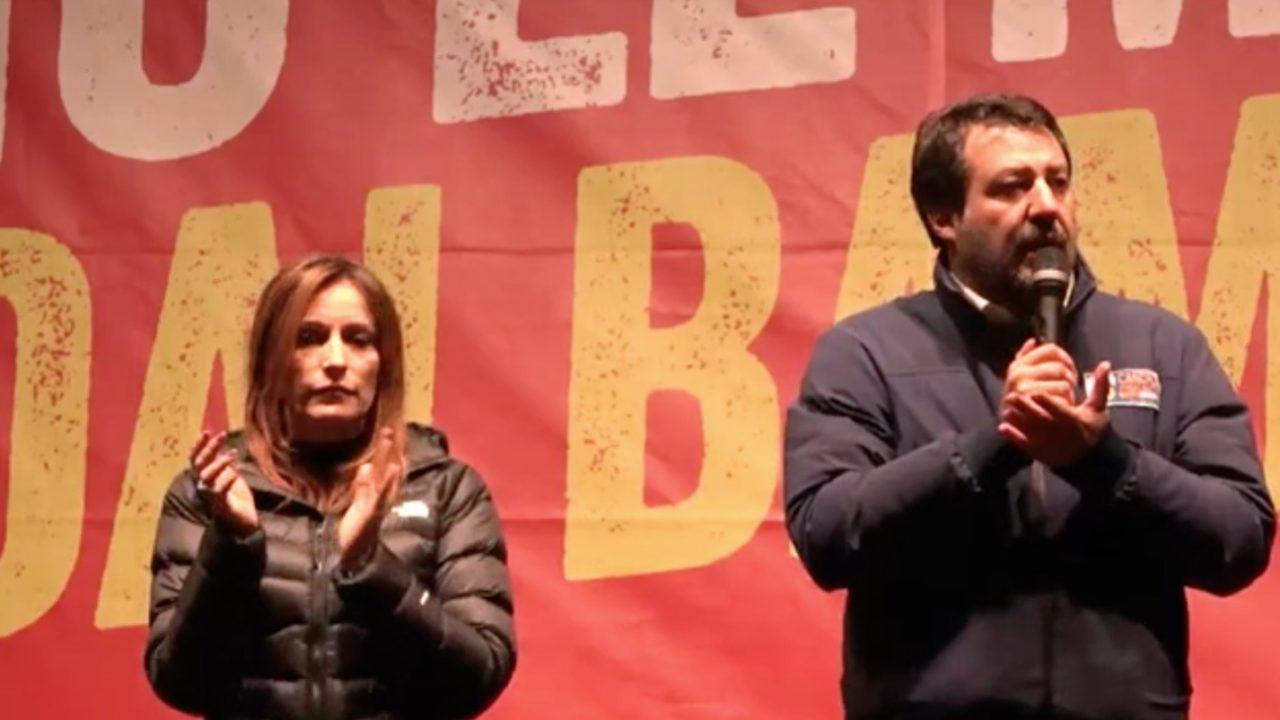 Quello di Salvini a Bibbiano è stato un flop