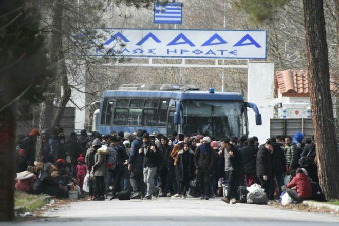 Come risponde l'Europa a una crisi umanitaria? Militarizzando i confini