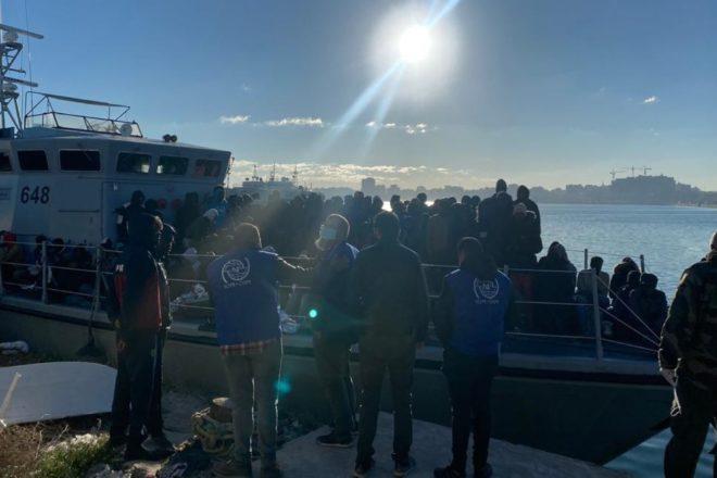 Perché il governo non risponde all'appello dell'OIM sugli sbarchi in Libia?