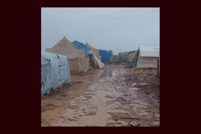 Da dicembre in Siria ci sono stati 900 mila nuovi sfollati