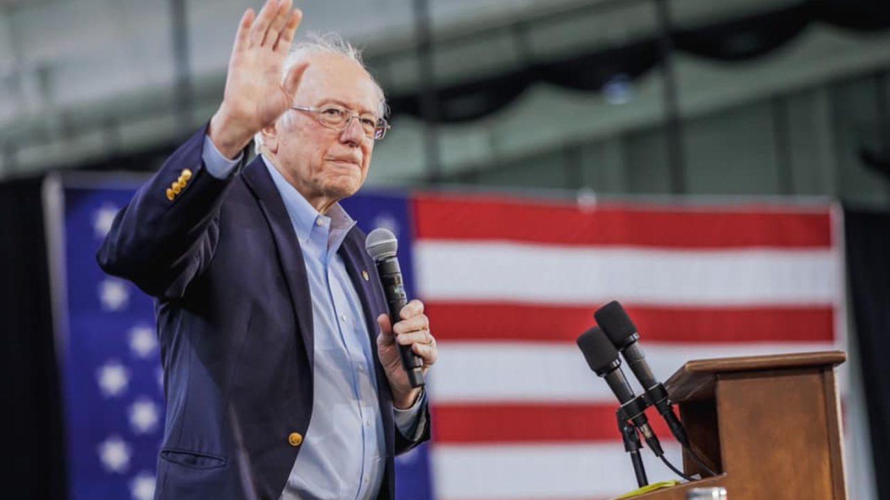 Per Bernie Sanders ormai la missione è quasi impossibile