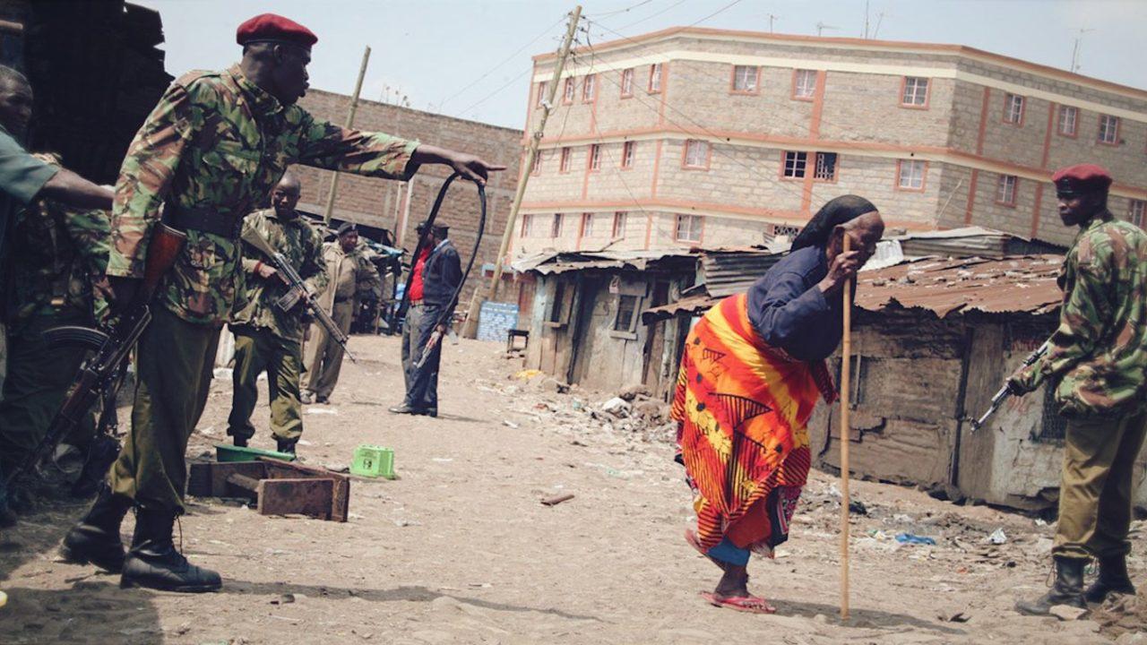 In molti stati africani la quarantena significa repressione poliziesca