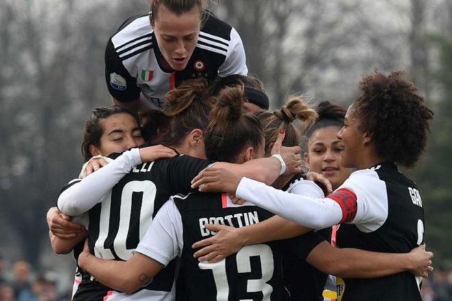 Il calcio femminile in Italia è ancora trattato come uno sport di serie B