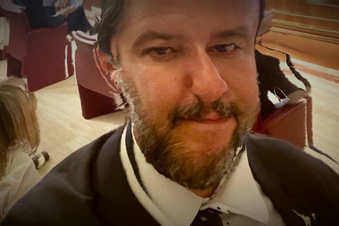 Nessuno salva Matteo Salvini