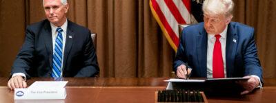 La guerra personale di Trump contro TikTok minaccia tutto internet come lo conosciamo