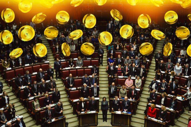 I parlamentari che hanno chiesto il bonus all'Inps rappresentano l'Italia alla perfezione