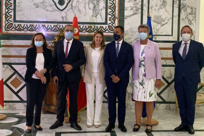 Il governo italiano darà 11 milioni di euro alla Tunisia per fermare le partenze dei migranti
