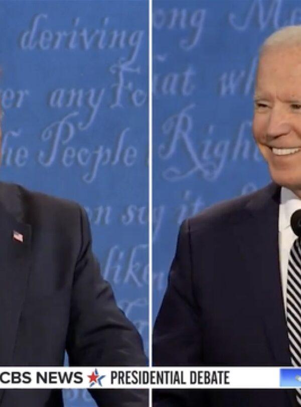 Cosa si è detto nel surreale dibattito tra Trump e Biden