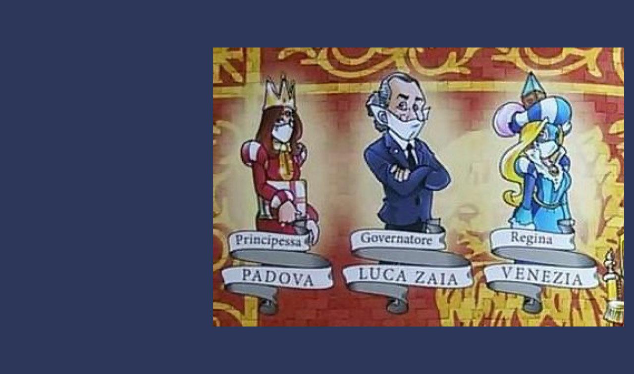 Candidati impresentabili e governatori megalomani alla vigilia delle elezioni