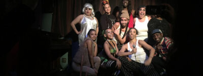 In New York, burlesque meets the feminist struggle