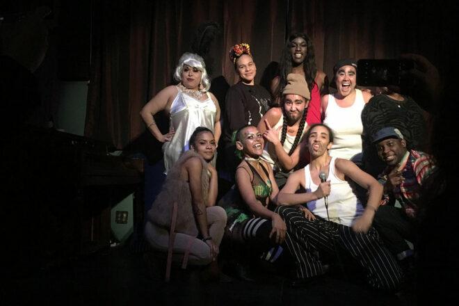 Quando il burlesque incontra la lotta femminista